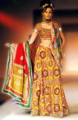 bridal collection  ritu berifamous fashion designer