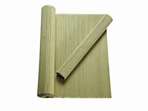 Set De Table En Bambou : set de table en bambou valdiz ~ Premium-room.com Idées de Décoration