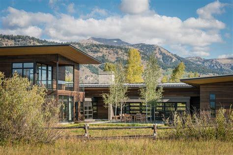 maison des etats unis maison en bois contemporaine en montagne aux etats unis construire tendance