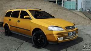Scheibenwischer Opel Astra G : opel astra g caravan for gta san andreas ~ Jslefanu.com Haus und Dekorationen