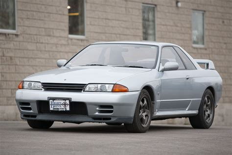 1989 Nissan Skyline R32 For Sale by 1989 Nissan Skyline Gtr For Sale Rightdrive Usa