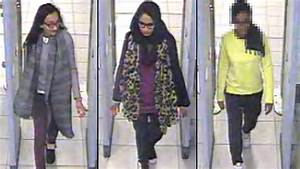 Search continues for British teens believed to have fled ...