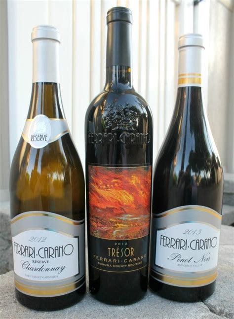 Carano Wines by A Trio Of Vinos By Carano