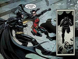 Batman VS Robin (Injustice Gods Among Us) | Comicnewbies