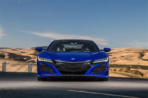 acura nsx front 2017 acura nsx reviews and rating motor trend