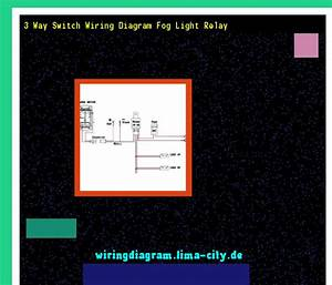 3 Way Switch Wiring Diagram Fog Light Relay  Wiring Diagram 175248