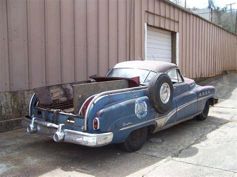 Buick Trucks For Sale by 1950 Buick Roadmaster Harley Earl Custom Wrecker For Sale