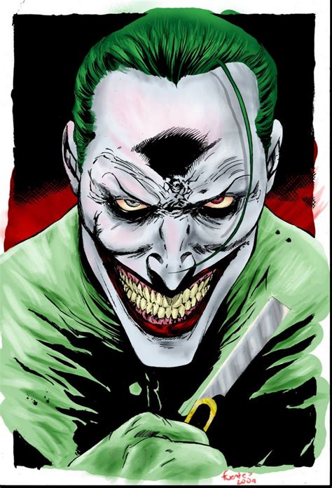 creepiest joker drawings   find