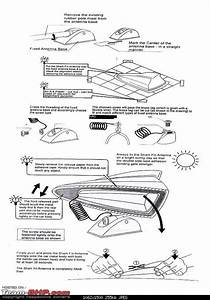 Wiring Diagram For Roof Antenna