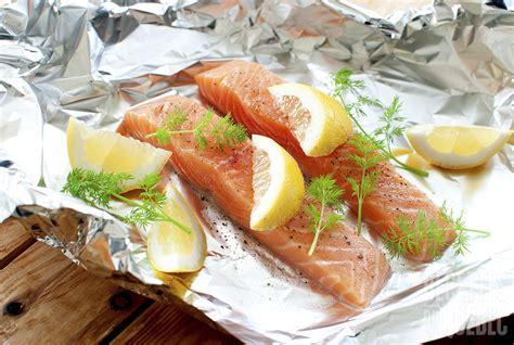cuisiner filet de saumon filet de saumon aneth et citron recettes du québec