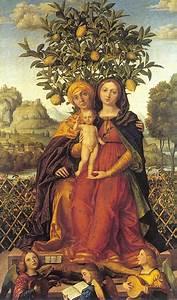 CGFA- Girolamo dai Libri: The Virgin and Child with Saint Anne