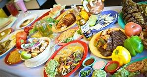 Mexican Food feast Picture of Los Sanchez Mexican