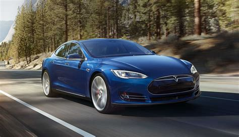 Tesla Unveils New Model S 70d