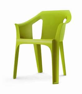 Fauteuil En Plastique : fauteuil plastique jardin empilable en r sine cool ~ Edinachiropracticcenter.com Idées de Décoration