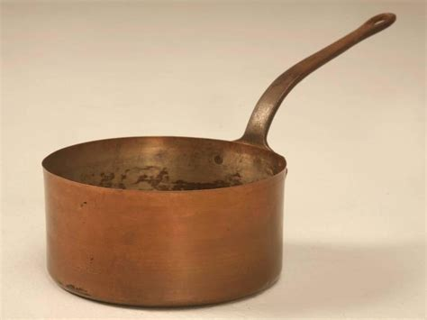 antique french copper pots  pans  stdibs