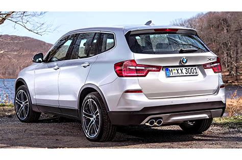 2017 Bmw X3 M Sport Review And Price