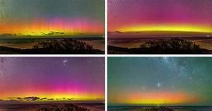 Aurora Southern Lights Melbourne Has Visto Alguna Vez La Aurora Austral Es Tan Increíble
