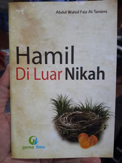 buku hamil  luar nikah toko muslim title