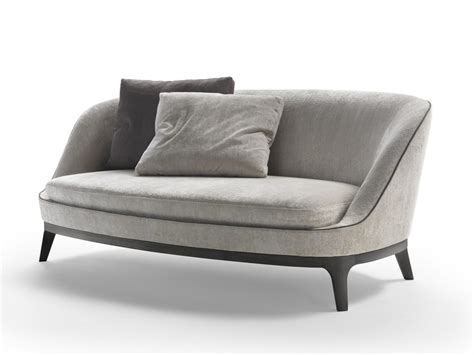 small settee dragonfly small sofa by mood by flexform design roberto
