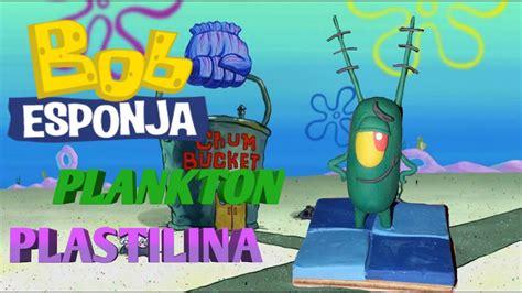 Tutorial: como hacer a plankton de bob esponja de