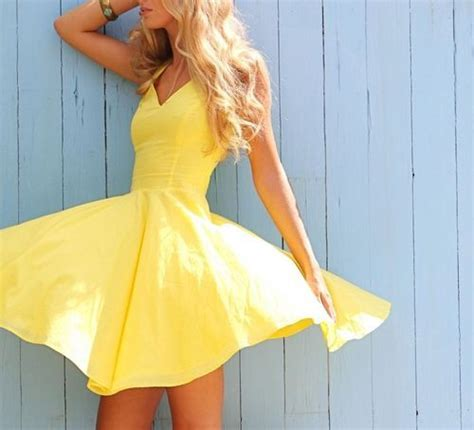 31 best images about Yellow sundresses on Pinterest | Beach dresses Spring clothes and Summer ...