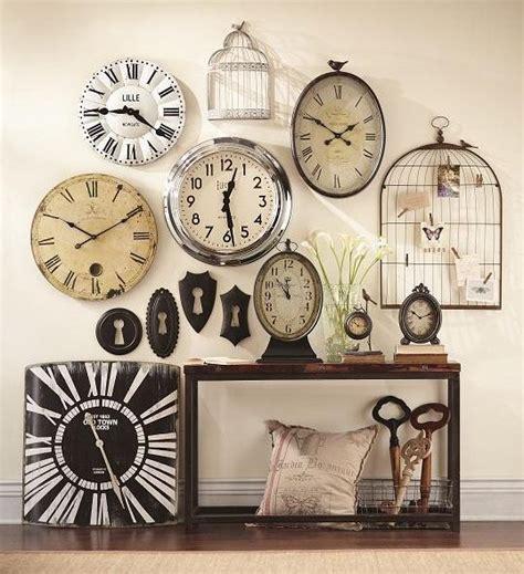 big clocks ideas  pinterest wall clock decor