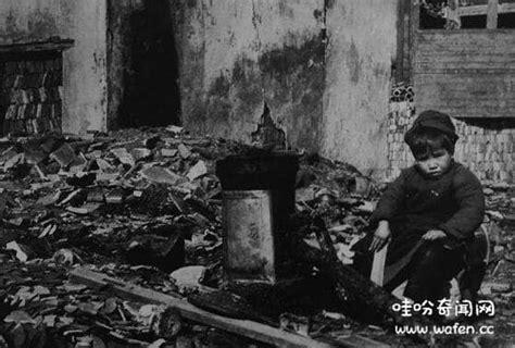 抗日文夕大火谁放的,3万长沙居民死于烈火焚城中(房屋损毁80%)(2)_哇吩奇闻网