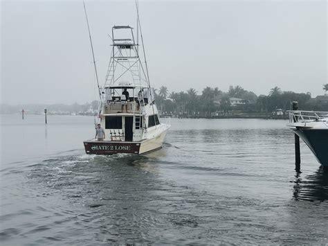 boat fishing hate lose stuart charter
