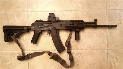 An Attempt At The Ak-12