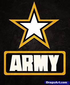 How to Draw ARMY, ARMY Logo, Step by Step, Symbols, Pop ...