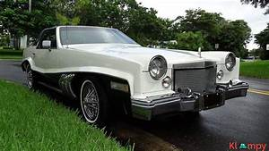 1981 Cadillac Eldorado Stutz Style Custom One Of 14 Made