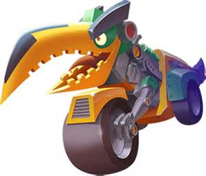 Angry Birds Transformers Grimlock