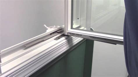 remove  install  casement window sash youtube