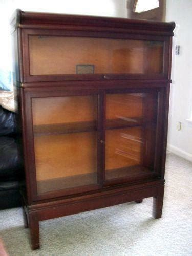 Ebay Bookcases by Barrister Bookcase Ebay