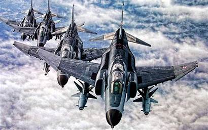 Fighter Phantom Aircraft Military Bomber Generation Ii