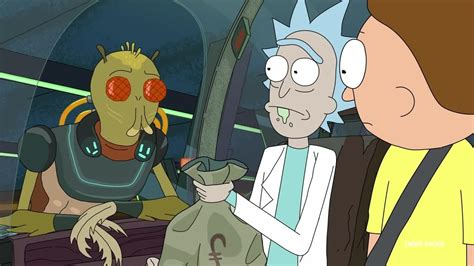 'rick And Morty' Reveals Krombopulos Michael's Badass