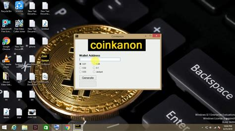 The process was pretty simple, yet effective. Coinkanon generator 2019 free bitcoin generate 100 working free