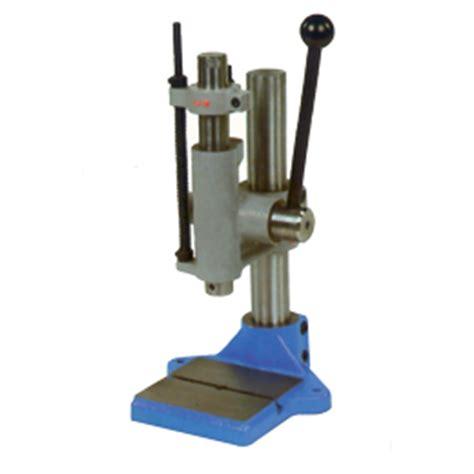 Pressa Manuale A Cremagliera - pressa manuale da banco componenti meccanici ct meca