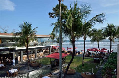 de ta world famous beachside venue  seminyak beach