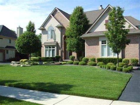 front house landscaping ideas pictures landscape awesome landscape design gorgeous exterior ide jobbind com