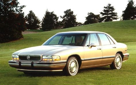 1996 Buick Lesabre  Information And Photos Zombiedrive