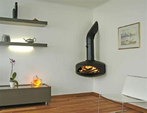 deco cuisine design décoration cheminée d angle