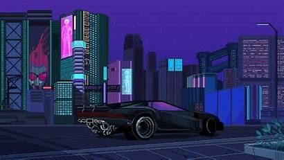 Cyberpunk 2077 Animated Wallpapers Pc Desktop Cyberpunkgame