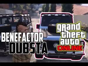 GTA 5 Online: Benefactor Dubsta chrome / golden Version ...