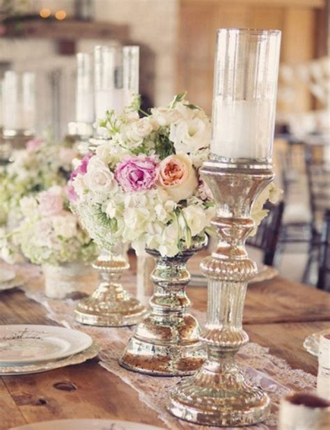 Vintage Chic Wedding Theme Weddings Romantique