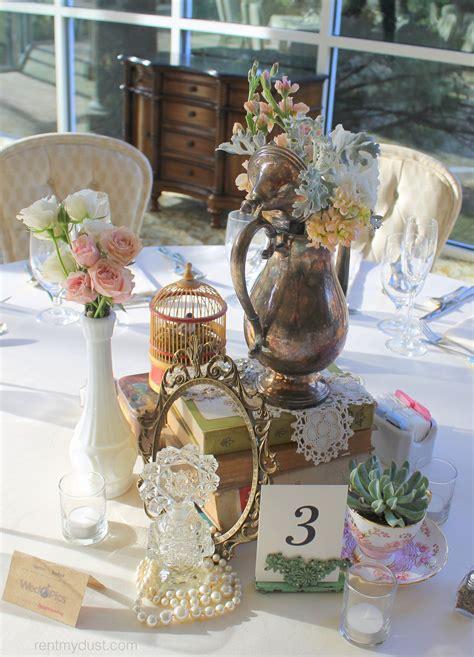 Courtney Bradford Elegant Vintage Wedding At Ashton