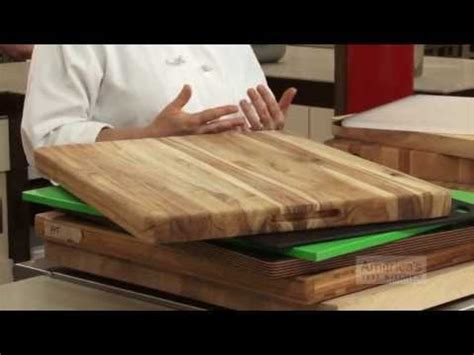 equipment reviews  cutting boards  testing
