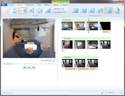 telecharger des modèles movie maker windows 10