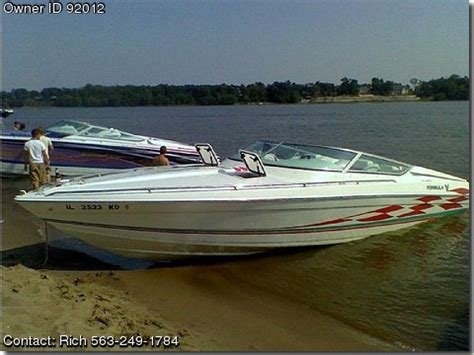 Formula Power Boats For Sale By Owner by 1999 Formula 271 Fastech Used Boats For Sale By Owners