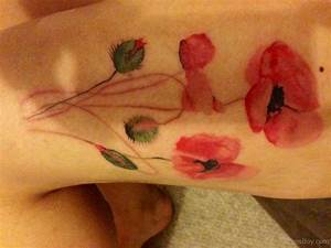 Poppy Tattoo | Tattoo Designs, Tattoo Pictures | Page 3